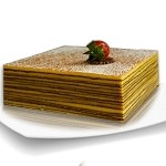 euforia Thousand-layer Cake - Whole Cake